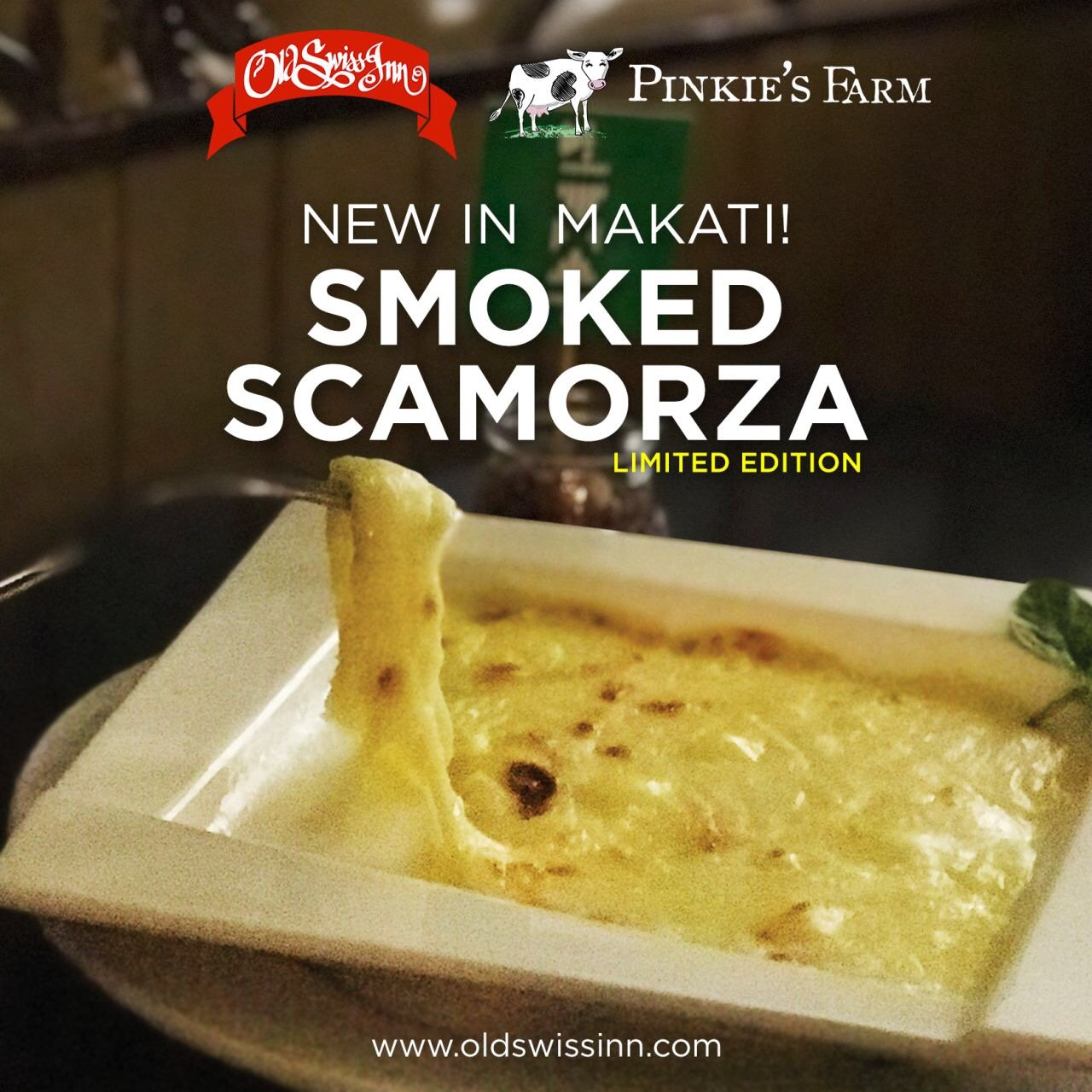 Smoked Scamorza Limited Edition